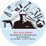 Handwerker- und Technikmarkt Bad Windsheim 04.-05. März